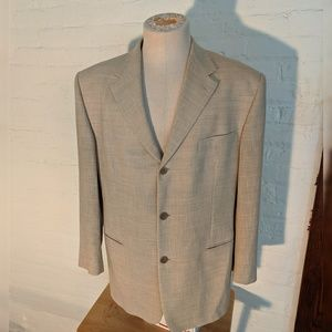 Vintage Jhane Barnes Wool Blazer Made In Italy